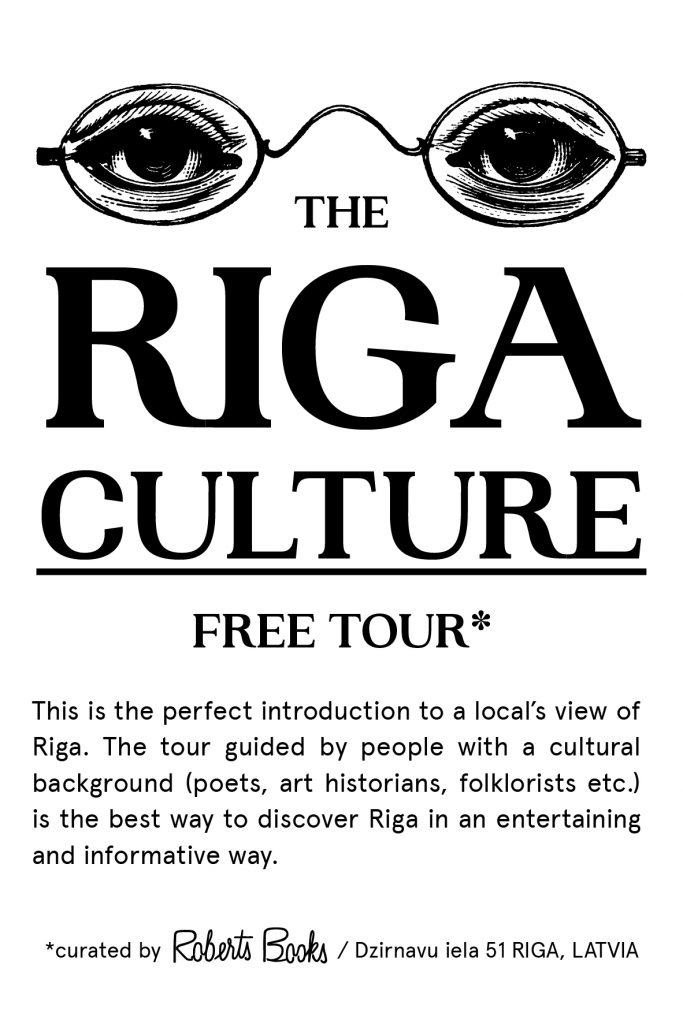 Riga Culture Free Tour